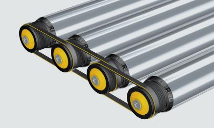 Conveyor Rollers | Intralogistics Aftercare Solutions Ltd
